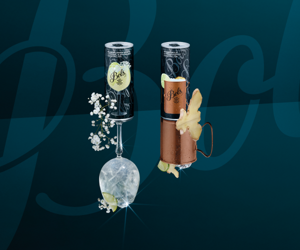 Bols lanceert 'ready-to-enjoy' cocktails