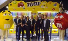 M&M's lanceert Colourworks in Nederland